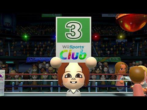Wii Sports Club - Boxing Champion Match - Pit