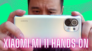 Xiaomi Mi 11 Hands-On: Snapdragon 888 Benchmarks, Camera & Speaker Test