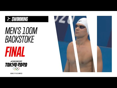 Mens 100m Backstroke Final</a> 2021-07-27