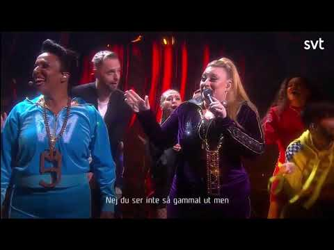 MDA Dancers in the opening of Melodifestivalen 2019!