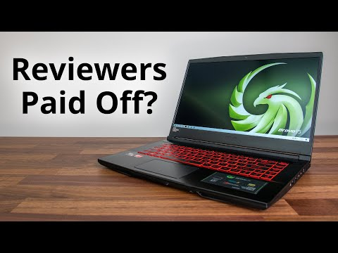 External Review Video xQtN244A95o for MSI Bravo 15 Gaming Laptop (AMD Ryzen 4000)