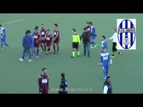 Preview video GINOSA-CAPURSO 1-1 Il Capurso impone il pari al Ginosa