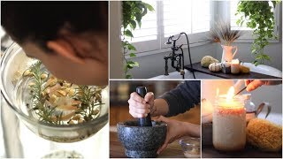 DIY Autumn Spa Treatments & Products