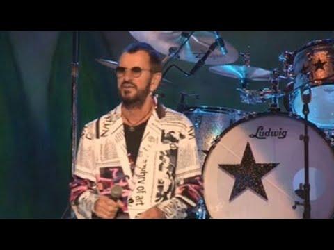 Ringo Starr vuelve a Barcelona