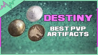 Destiny - BEST Artifact for Crucible (Rise of Iron Artifacts)