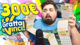 HO COMPRATO LA STECCA DA 300 EURO! - #11 Gratta e Vinci ITA