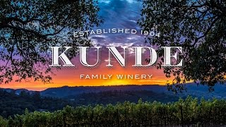 Welcome to Kunde Family Winery