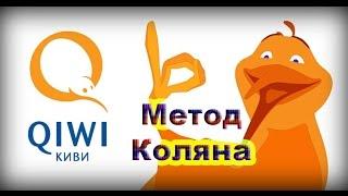 Как вывести деньги с Qiwi? VISA QIWI wallet - мой метод