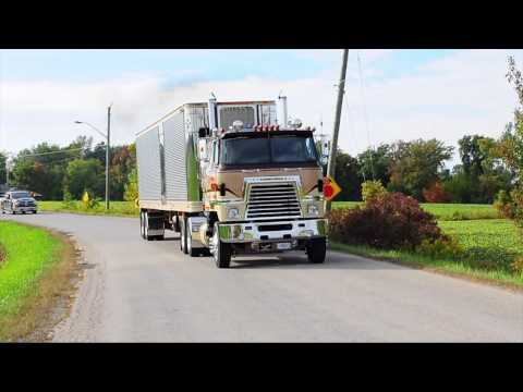 1980 International Transtar Eagle / 1999 Kenworth K100