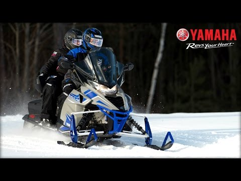 2018 Yamaha RS Venture TF BAT in Coloma, Michigan - Video 1