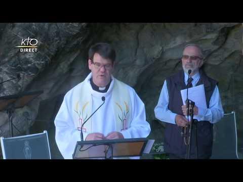 Chapelet à Lourdes du 19 mai 2020