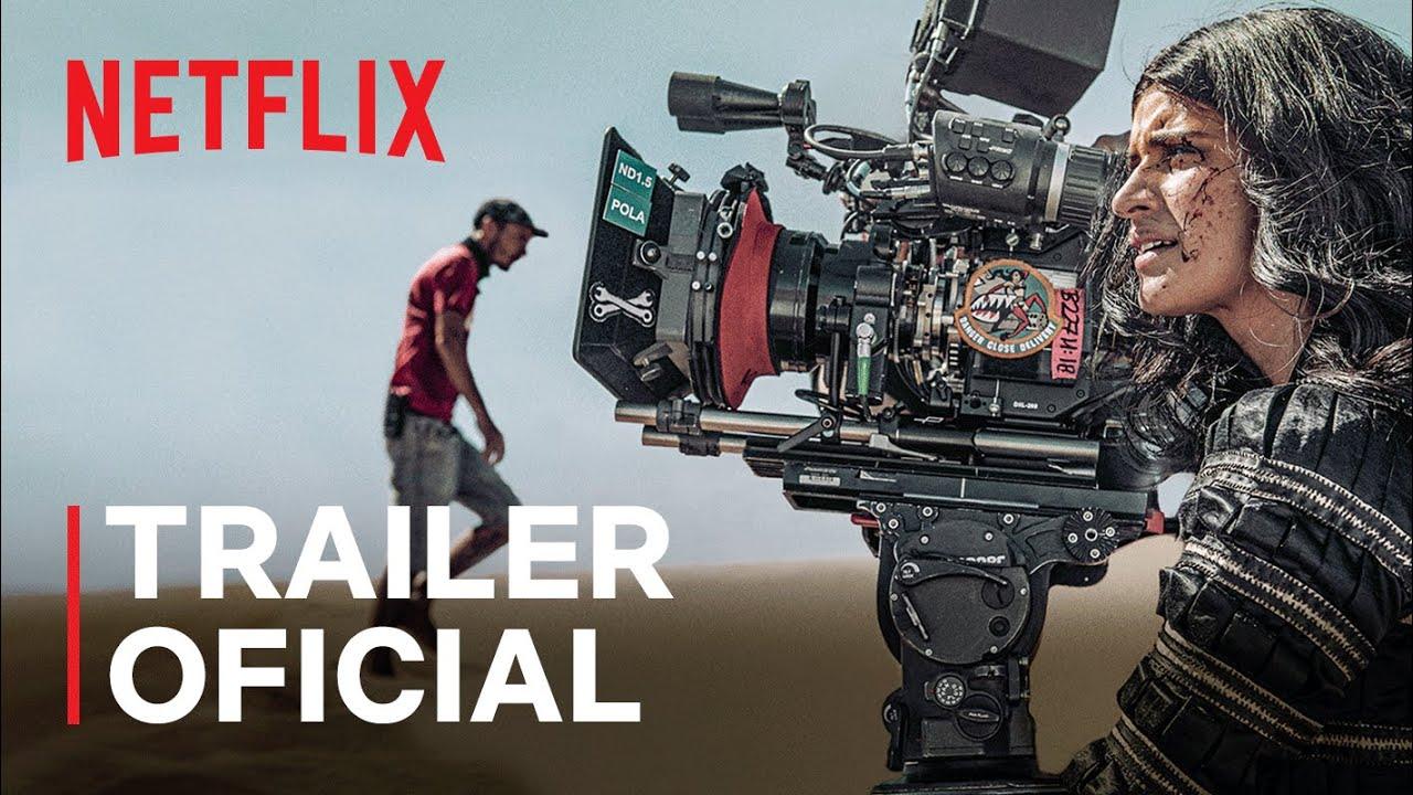 Documentário sobre The Witcher estreia na Netflix