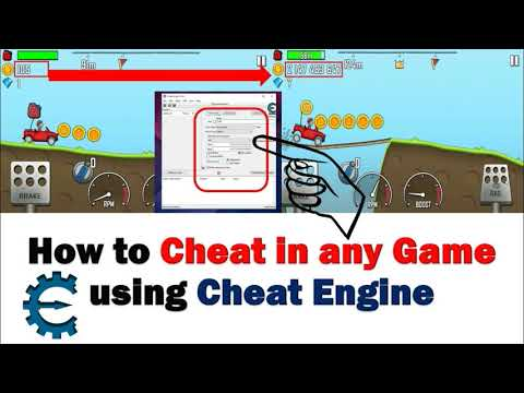 Cheat Engine Tutorial - how to use cheat engine software to cheat in any game | Just Genius - jgytcv