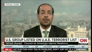 Gambar cover Video: CAIR Director Slams 'Shocking' UAE Move During CNN Interview