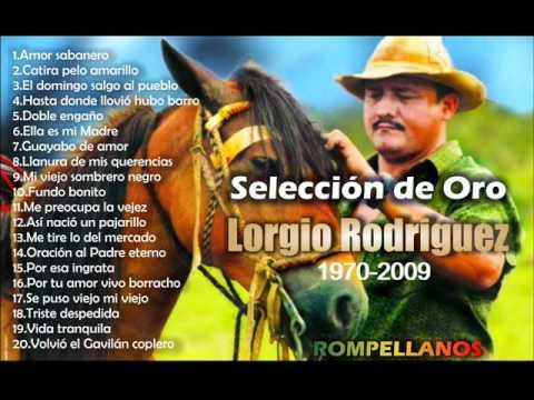 LORGIO RODRIGUEZ- LO MEJOR (Recopilación)