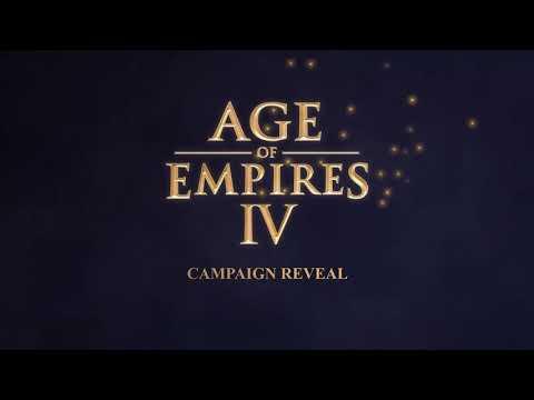 《世紀帝國4》諾曼人戰役預告 Age of Empires 4 Official Norman Campaign Reveal Trailer