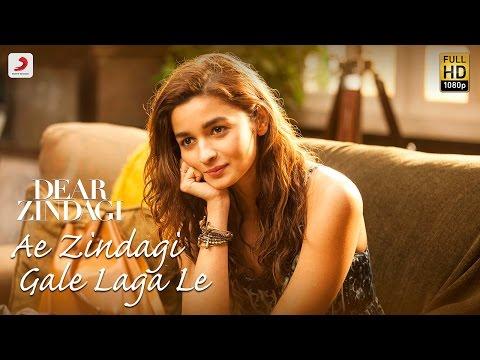 Ae Zindagi Gale Laga Le Take 1 - Dear Zindagi  | Alia | SRK | ILAIYARAAJA | Gulzar | Amit | Arijit