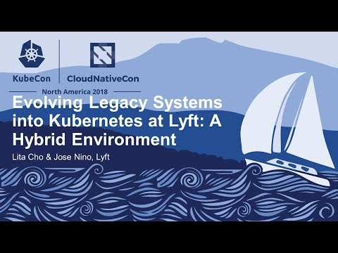 lyft kubernetes video