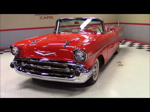 Video of '57 Bel Air - MER1