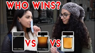 Dolce & Gabbana The One INTENSE vs EDP vs EDT (Women's Reactions)