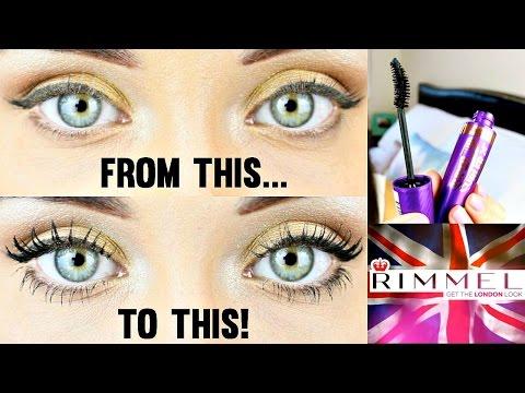 Glam'Eyes HD Quad Eyeshadow Palette - English Oak by Rimmel #2
