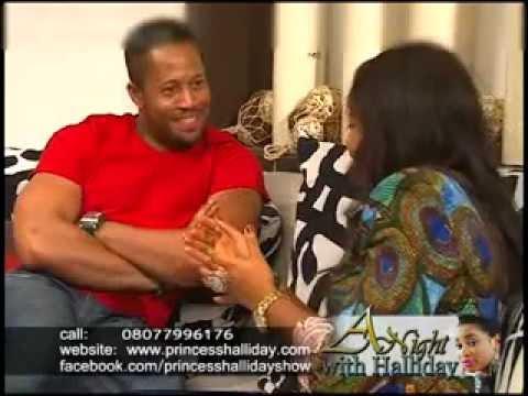 Mike Ezuruonye Bares it all on Princess Halliday