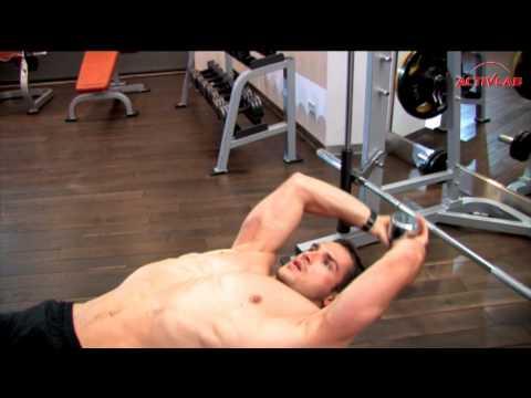 Ćwiczenia na pasku dla mięśni pleców