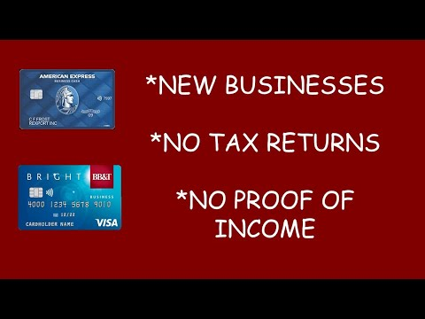 Business Credit Card Funding for Small Business (2021 Edition)