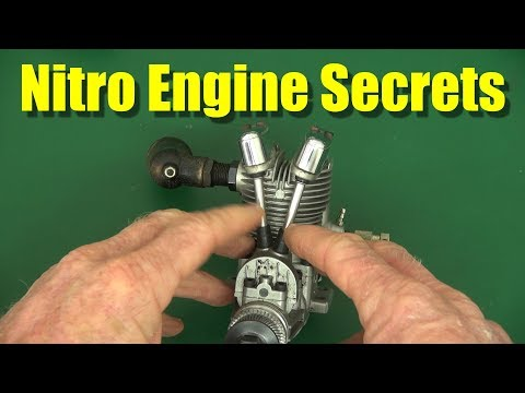 all-about-nitro-engines