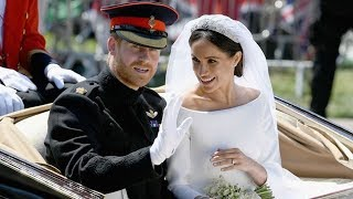 5 'Pelanggaran' di Pernikahan Pangeran Harry dan Meghan Markle
