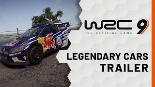 Trailer - Auto Leggendarie
