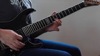 Angra - Waiting Silence Guitar solo