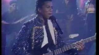 Jermaine Jackson at Arsenio Hall 1989 (part 2 of 2)