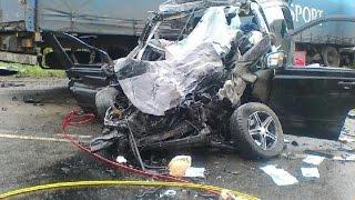 Жесткие аварии Сентября 2016 Channel Жёсткие аварии