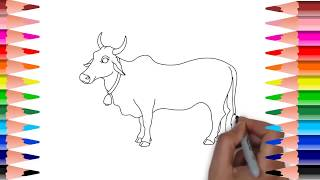 Bail Pola Drawing Easy म फ त ऑनल इन व ड य