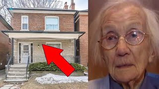 When A 96-Year-Old Woman Sold Her Home, Real Estate Agents Were Stunned By What They Found Inside