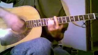 Sarah Yellin' - Acoustic 3 Door Down Cover