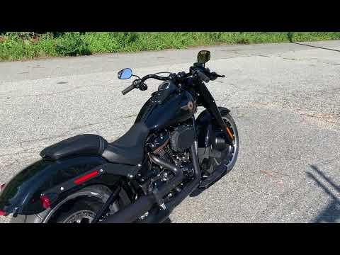 2020 Harley-Davidson® Fat Boy® 30th anniversary Number 1954!