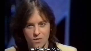 I´m not in love -10cc, 1975, subtitulada Español, Ingles