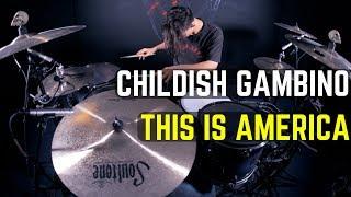 Childish Gambino - This Is America   Matt McGuire Drum Cover