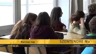 Szentendre MA / TV Szentendre / 2018.01.30.