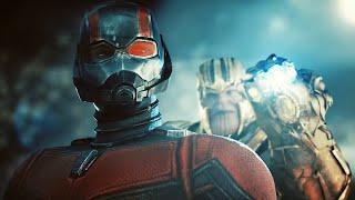 THANOS vs. ANT-MAN | Avengers: Endgame Alternative Ending