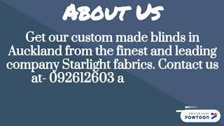Want Window Treatments Auckland At Suitable Price