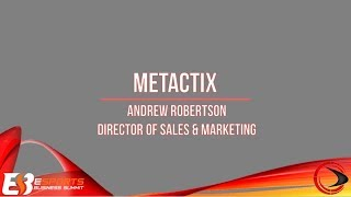 METACTIX IN THE EXPO HALL