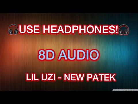 Lil Uzi Vert - New Patek (8D AUDIO)