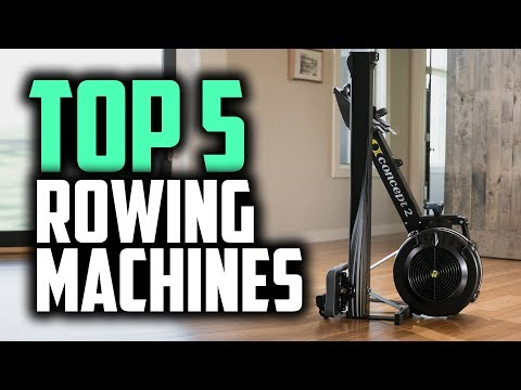 Best Rowing Machines in 2019 | Get Fit & Ready For The Summer!
