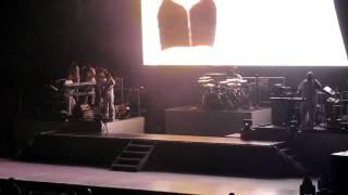 Janet Jackson LIVE - San Francisco april 2011 - Intro and Hits mashup