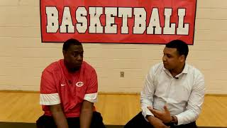 Coaches Corner with Greenville Lions Coach Chris Williams