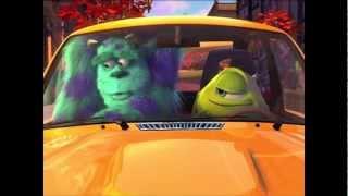 Monsters Inc - Mike's New Car Fandub (Mike Impression)