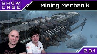 Star Citizen Mining Mechanik   Showcase [Deutsch/German]